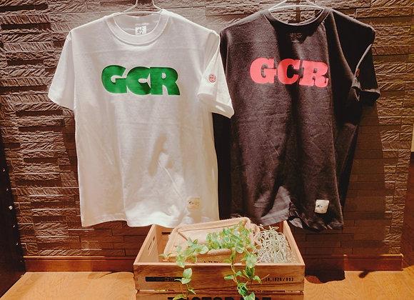 [ GCR ] BIG LOGO Short Sleeve t-shirt