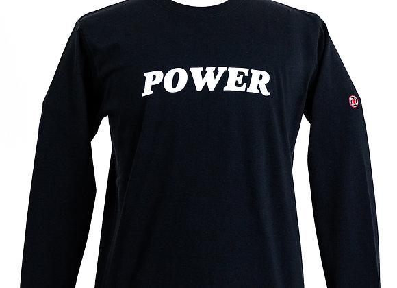 [ POWER ] Long Sleeve t-shirt