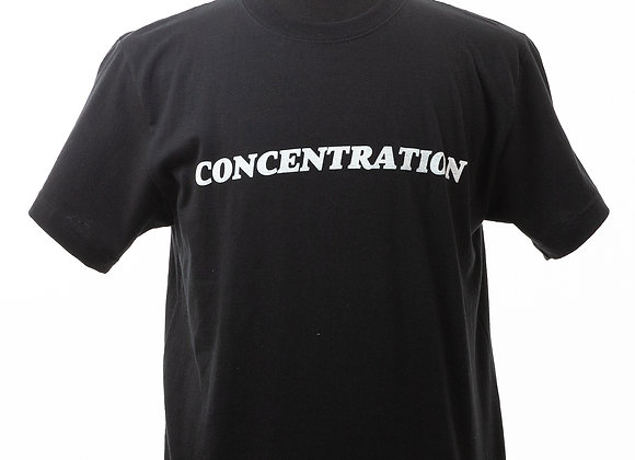 [concentration ] Short Sleeve t-shirt