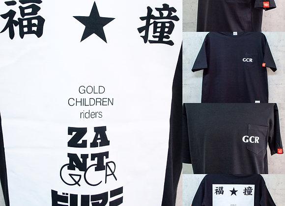 [GCR]  福☆撞ビックシルエットTシャツ