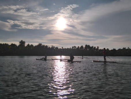 Canfly SUP trip
