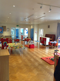 Inside Preschool