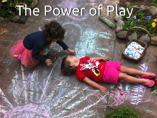 Power of (Unstructured) Play