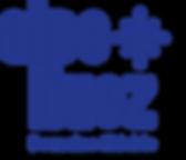 Logo AH Domaine Skiable - Vertic - Bleu