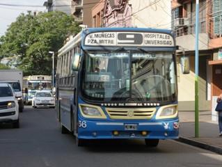 Tucumán: Colectivos de la capital actualizan el valor de los abonos y en marzo vuelve el Boleto Estu