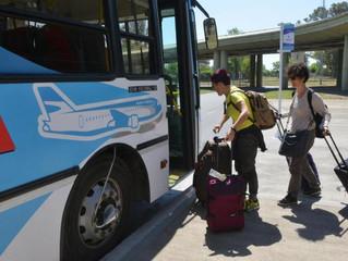 Córdoba: El Aerobús se usa poco, pero los usuarios lo valoran