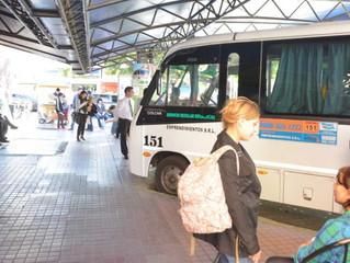 Córdoba: La Fetap pide un aumento del 38% en el boleto interurbano de Córdoba