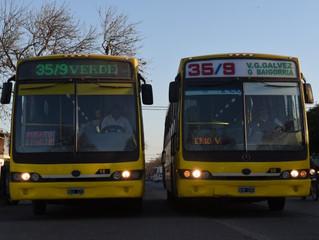 Rosario: El domingo comienza a funcionar el nuevo servicio interurbano que reemplaza a Monticas