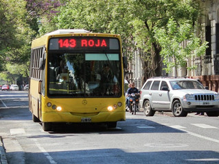 Rosario: Desde este lunes aumenta el valor del boleto de colectivo