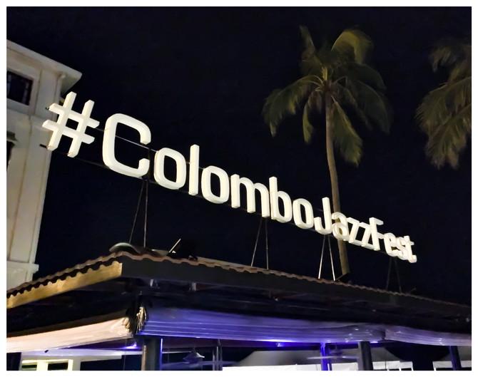 Saturday 18th February 2017, Incognito live at Colombo Jazz Festival, Sri Lanka 🇱🇰