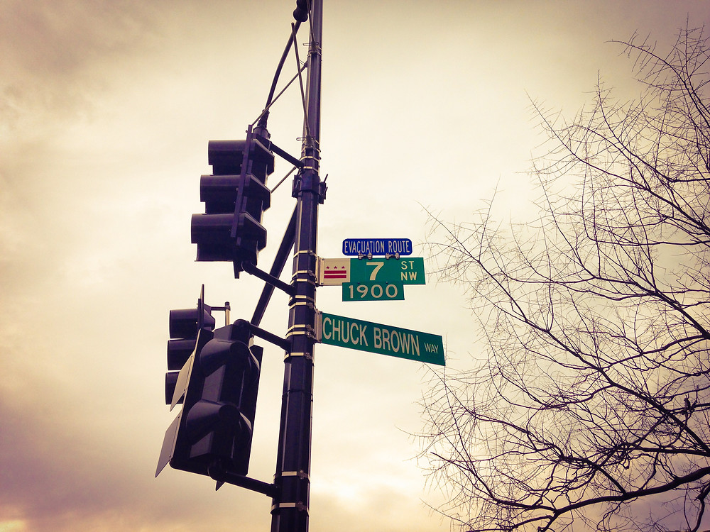 Chuck Brown Way, DC