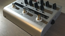 May 4th 2019: New gear alert - GRBass Pure Drive bass preamp/DI pedal 🇮🇹🎛🤓