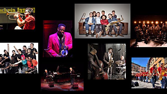 Saturday 15th & Sunday 16th April, Incognito shows at Umbria Jazz Spring, Terni, Italy 🇮🇹
