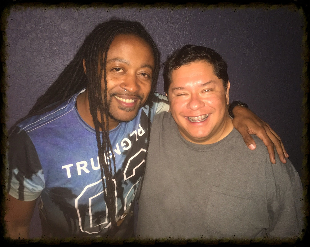 Late night hang with ToP trumpeter Adolfo Acosta