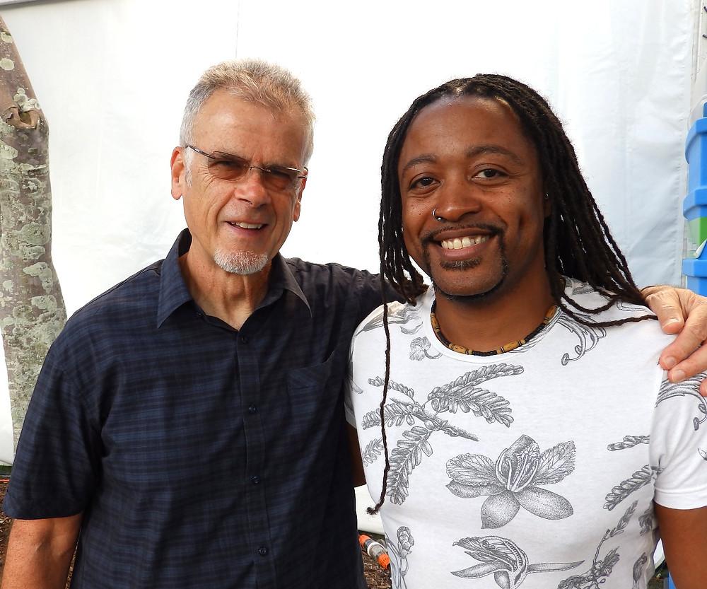A true pioneer of the Funk groove, at nearly 70 still nailing it, drummer David Garibaldi