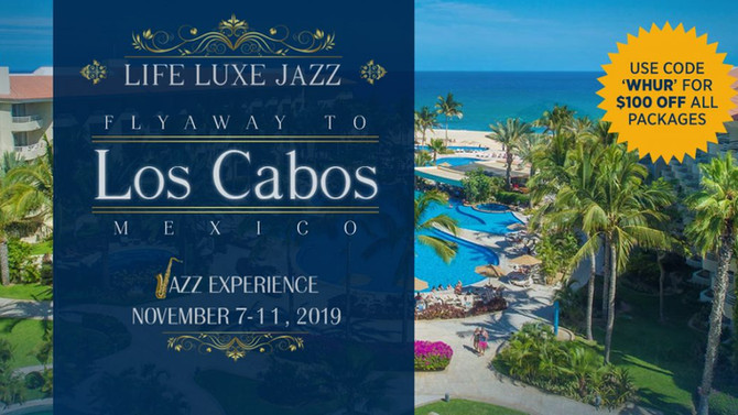 November 2019: Incognito at Life Luxe Jazz Festival, Los Cabos, fantastic line-up 😎🏖🍹🇲🇽