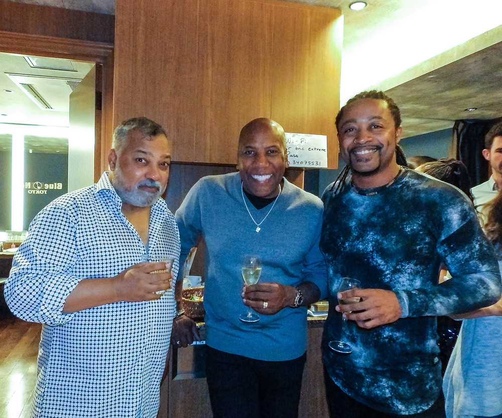 w/Bluey and the one and only Nathan East