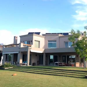 Instalación Residencial Tigre.