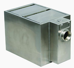 Austindo Grease Trap Stainless Steel