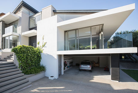 White House with Bush