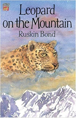 Leopard on the Mountain
