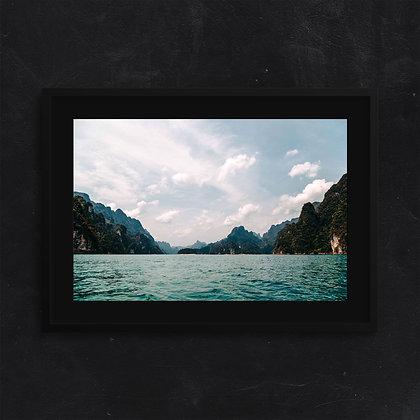 Khao Sok Framed Print