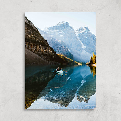 Moraine Lake Bare Print
