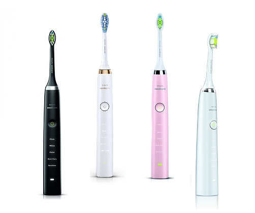 Sonicare DiamondClean Brushes - All Colours