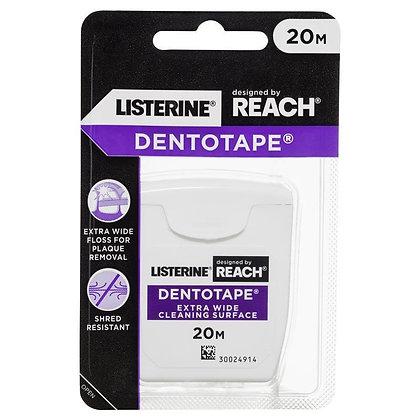 DentoTAPE Waxed Ribbon 20m. From $11ea