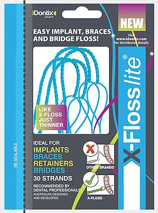 X-Floss Lite (30 Strand) Packs. From $16.50ea