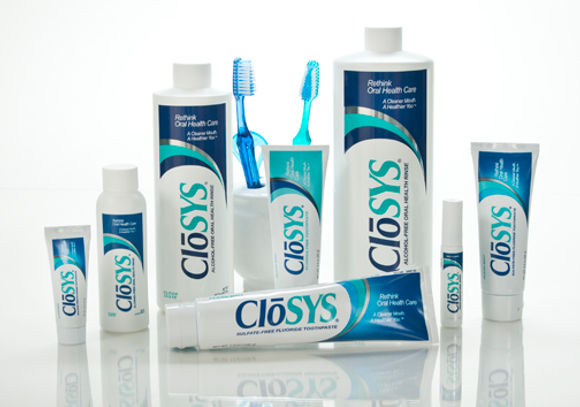 The entire cloSYS range is available through The House of Mouth