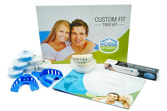 DIY Custom Fit - DesignerWhite COMPLETE Package