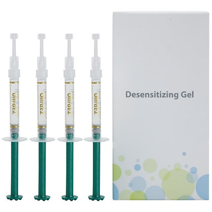UltraEZ Tooth Desensitising Sensitivity Gel Syringes