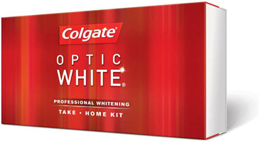 Colgate Optic White Complete Kit + Whitening Trays