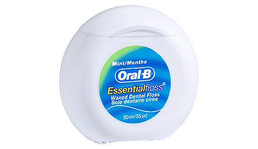 Essential Floss (Mint) 50m. From $6.38ea