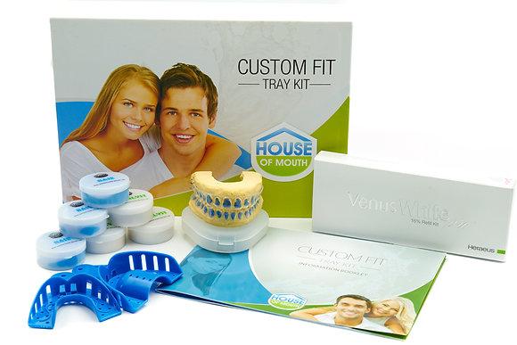 DIY Custom Fit - Venus White Pro COMPLETE Package