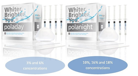 Pola 1.3gram Whitening Gel Syringes