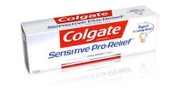 The House of Mouth stocks Colgate Sensitive Pro Relief to assist in sensitivty issues
