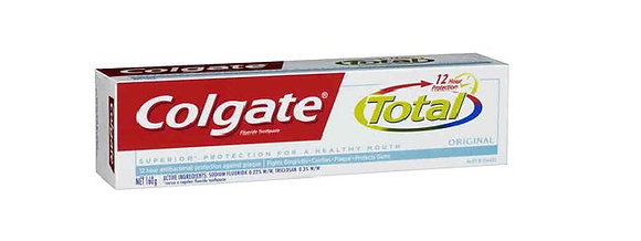 Total (Original Flavour) 110g . From $4.57/tube