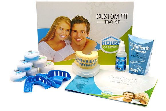 DIY Custom Fit - PDS Whitening COMPLETE Package