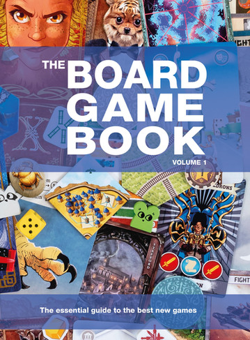 Now Available: The Board Game Book Volume 1