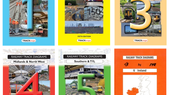 Now available - Titles from Trackmaps
