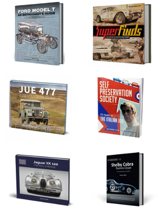 Available Now - Titles from Porter Press International