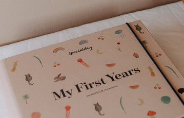 Now Available: My First Years from Specialday