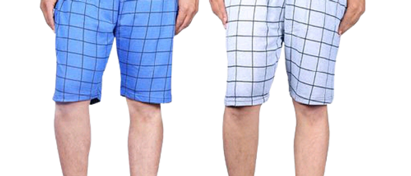 Ayan Fancy Cotton Men's Shorts
