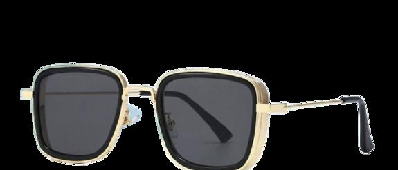 Must Have Stylish Sunglasses For Men & Boys (Golden-Black)