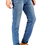Thumbnail: Stylish Cotton Stretch Regular Fit Indigo Blue Jeans For Men