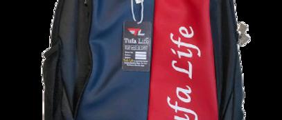 Standard Modern Men Red Blue Bags & Backpacks