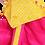 Thumbnail: Stylish Silk Blend Yellow Dhoti With Kurta For Boys Kids