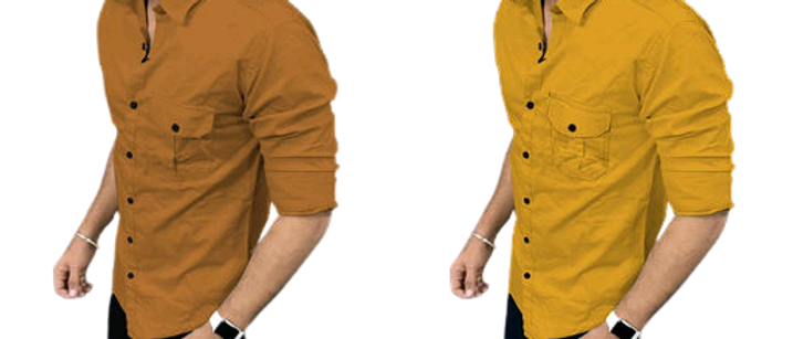 Trendy Designer Men Shirt Combo